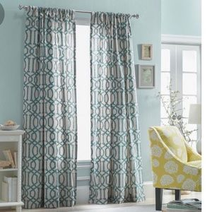 Threshold Curtain Panels Set of 2